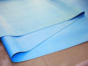 Flexible acoustic barrier